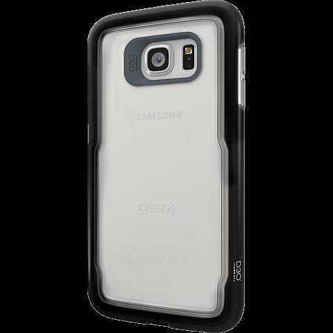 gear4 IceBox BlackIce Schwarz Samsung Galaxy S7 99924851 seitlich