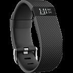 Fitbit Charge HR Größe L Schwarz 99923975 kategorie