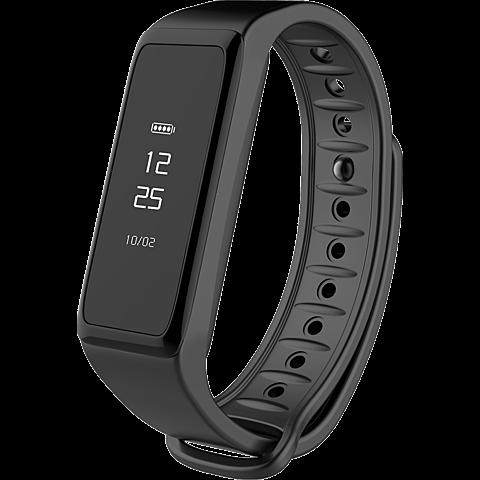 MyKronoz ZeFit 2 Fitness-Armband Schwarz seitlich 99924854