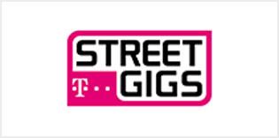 Telekom Street Gigs auf Spotify
