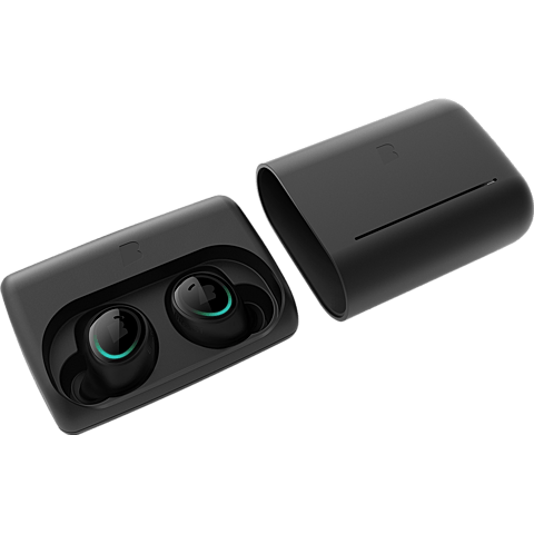 Bragi The Dash Headset Schwarz 99924798 vorne thumb