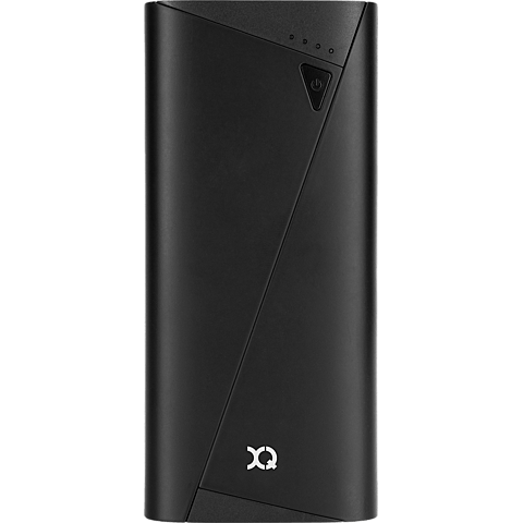 xqisit Battery Pack 10.400 mAh Schwarz 99924864 vorne