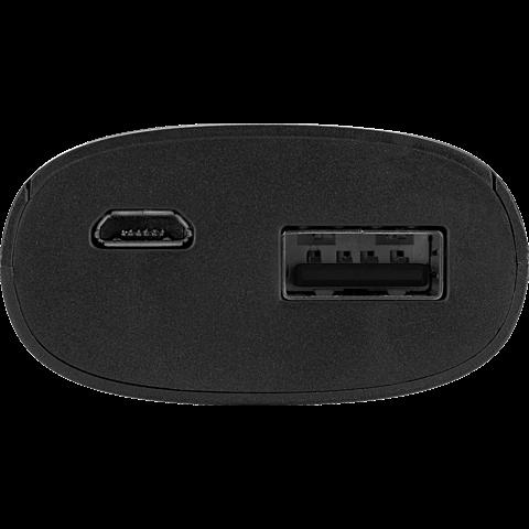 xqisit Battery Pack 5.200 mAh Schwarz 99924876 hinten