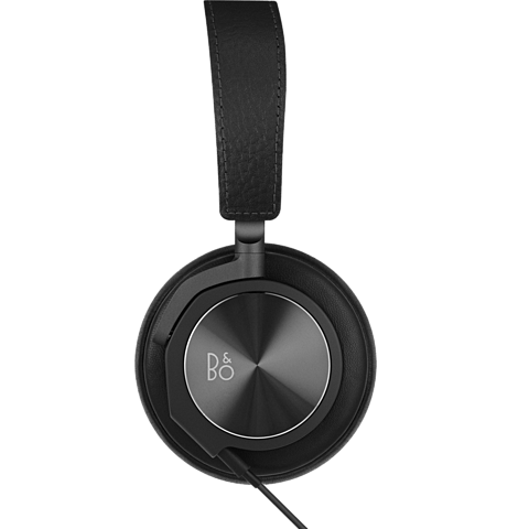 B&O BeoPlay H6 (2nd) Over Ear Black 99924750 seitlich