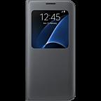 Samsung S-View Cover Schwarz Galaxy S7 Edge 99924590 kategorie