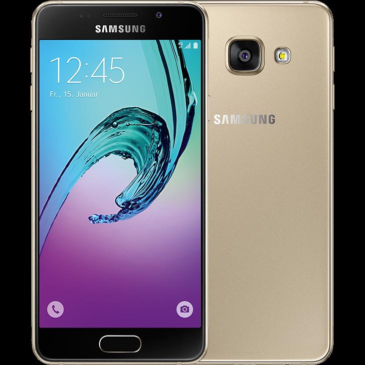 samsung-galaxy-a3-2016-gold-vorne-und-hinten