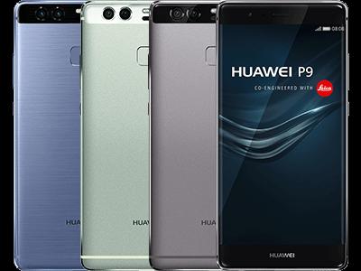 Huawei P9 USP