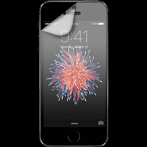 Displex Displayschutzfolie Apple iPhone SE / 5s Transparent 99924794 vorne