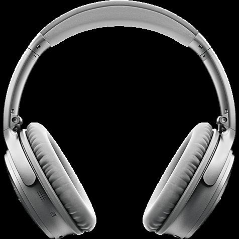 BOSE QuietComfort 35 Wireless Kopfhörer Silber 99924897 hero