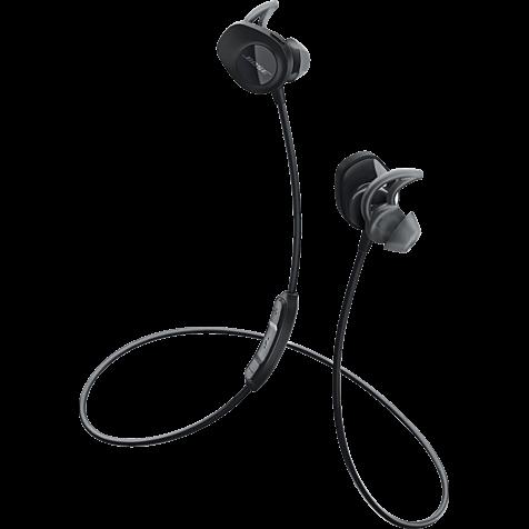 BOSE SoundSport Wireless Kopfhörer Schwarz 99924899 hero