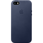 Apple iPhone SE Leder Case Mitternachtsblau  99925013 kategorie