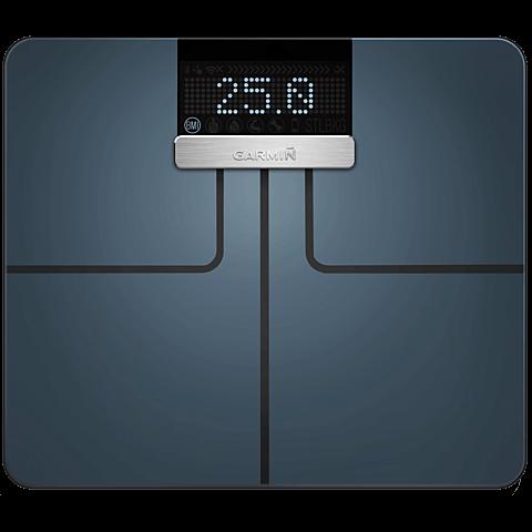 Garmin Index Smart-Waage Schwarz 99925030 hinten