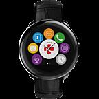 MyKronoz ZeRound Premium SmartWatch Schwarz 99924855 kategorie