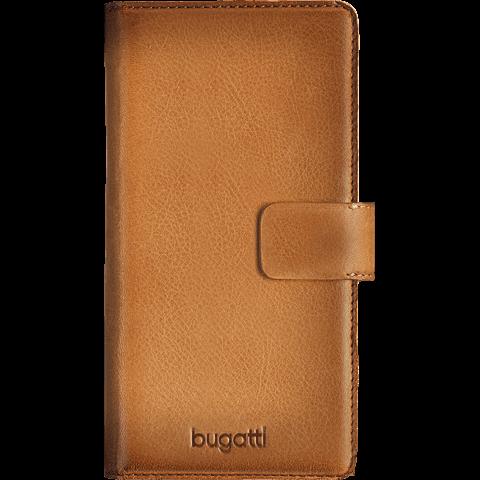 bugatti Universal Booklet Größe L Cognac 99924913 vorne