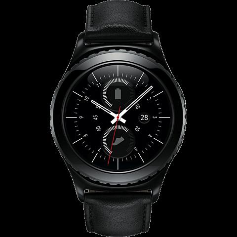 Samsung Gear S2 classic Schwarz 99924129 vorne