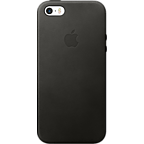 Apple Leder Case Schwarz iPhone SE 99925012 kategorie