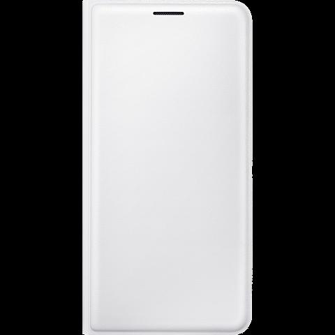 Samsung Flip Wallet Weiß Galaxy J5 (2016) 99924941 vorne