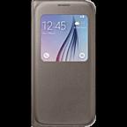 Samsung S-View FlipCover Samsung S6 Gold 99922873 kategorie