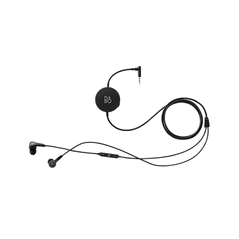 Bang & Olufsen BeoPlay H3 ANC In-Ear-Kopfhörer Gunnmetal-Grey 99924006 vorne