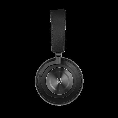Bang & Olufsen BeoPlay H7 Over-Ear Bluetooth-Kopfhörer Schwarz 99924009 hinten
