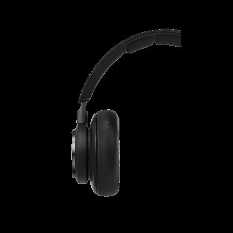 Bang & Olufsen BeoPlay H7 Over-Ear Bluetooth-Kopfhörer Schwarz 99924009 seitlich