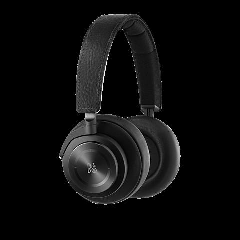 Bang & Olufsen BeoPlay H7 Over-Ear Bluetooth-Kopfhörer Schwarz 99924009 vorne