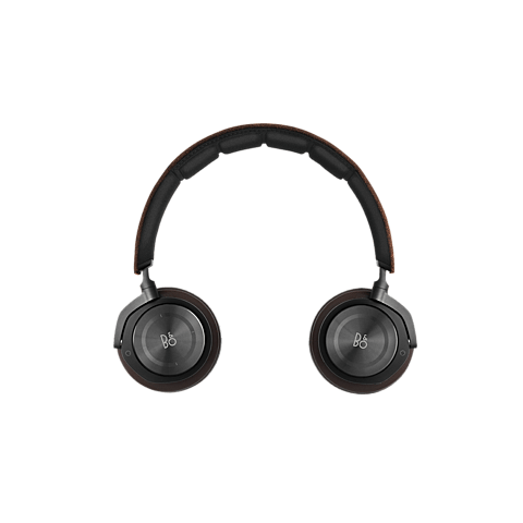 Bang & Olufsen BeoPlay H8 On-Ear Bluetooth-Kopfhörer Gray Hazel 99924012 seitlich