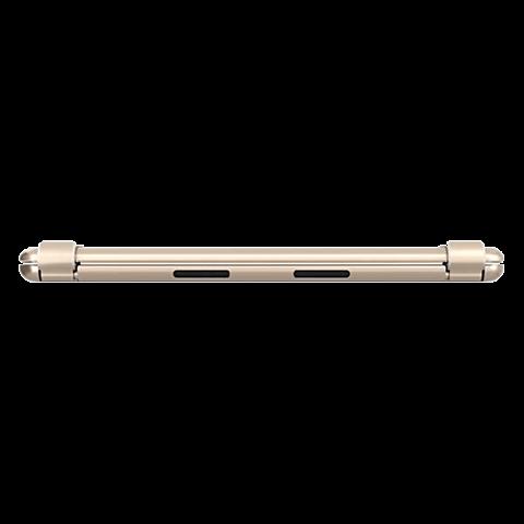 Brydge Bluetooth-Tastatur Gold Apple iPad Air 2 99924080 hinten