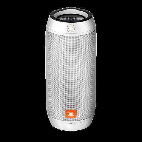 JBL Pulse 2 Bluetooth-Lautsprecher Silber 99923789 hero