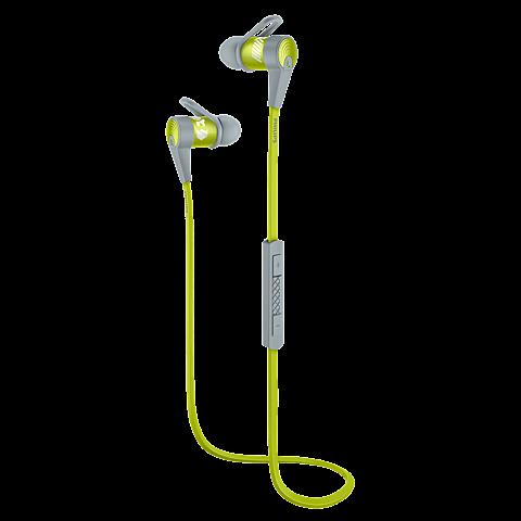 Philips SHQ7300 In-Ear Bluetooth-Sportkopfhörer Grün 99923996 vorne