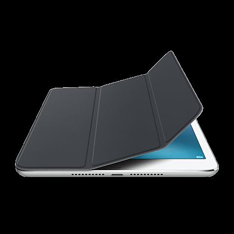 Apple Smart Cover Grau iPad mini 4 99923972 seitlich
