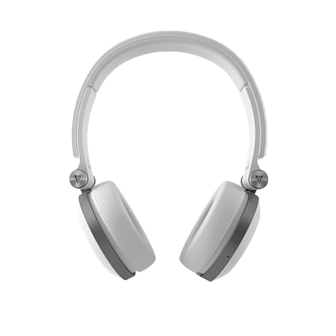 JBL E40 On-Ear Bluetooth-Kopfhörer Weiß 99925058 hinten