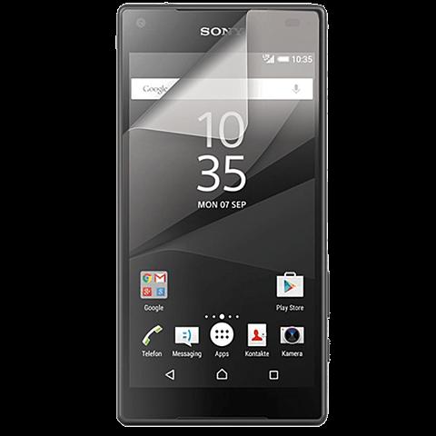 Displex Displayschutzfolie Transparent Sony Xperia Z5 Compact 99923962 vorne