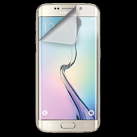 Displex Full Screen Folie Transparent Samsung Galaxy S6 edge+ 99923969 vorne