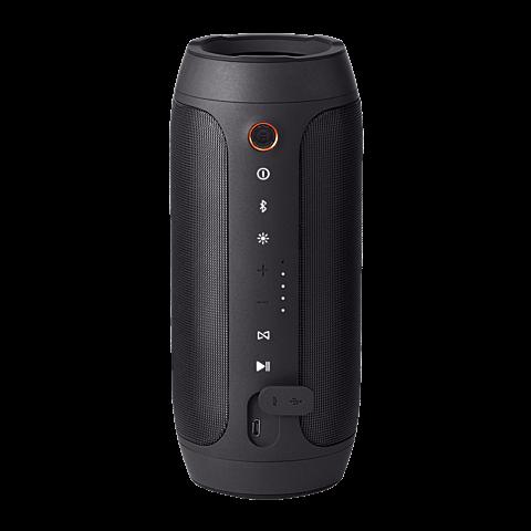 JBL Pulse 2 Bluetooth-Lautsprecher Schwarz 99923788 hinten