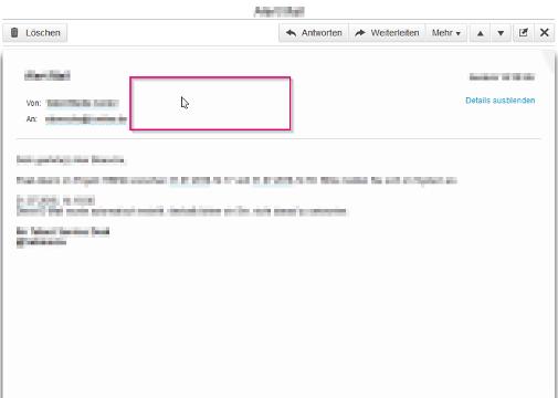E Mail Spam Weiterleiten Telekom Hilfe