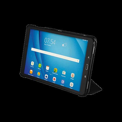 Hama 2in1 Tasche Schwarz Samsung Galaxy Tab A 10.1 99925111 hinten