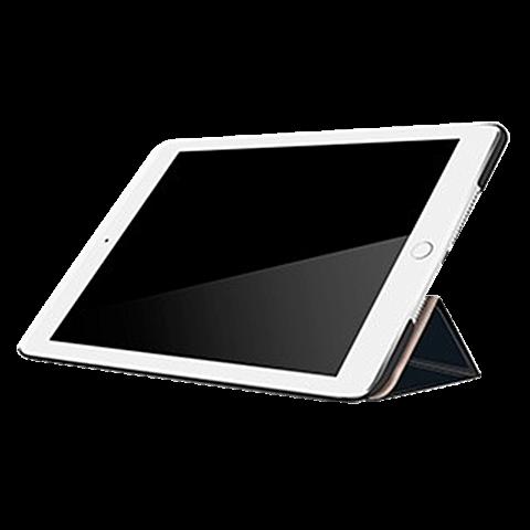 White Diamonds Booklet Crystal Schwarz Apple iPad Air 2 99925108 seitlich