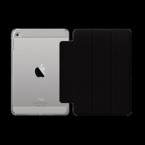 Black Rock Booklet Air Schwarz Apple iPad mini 4 99925109 vorne