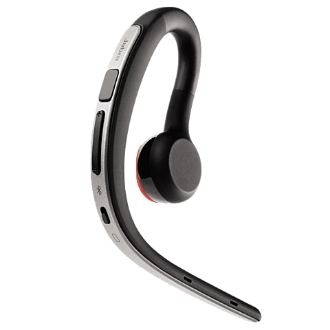 Jabra Storm Bluetooth-Headset Anthrazit 99922291 vorne