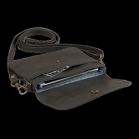 Golla Air Clutch Universal Tasche Ash 99923410 hinten