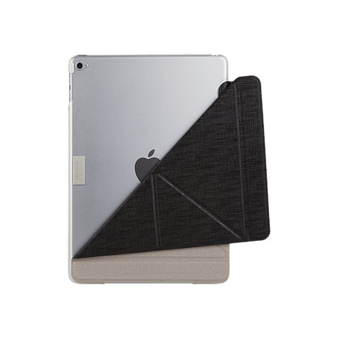Moshi Versa Cover Schwarz Apple iPad Air 2 99925117 hinten