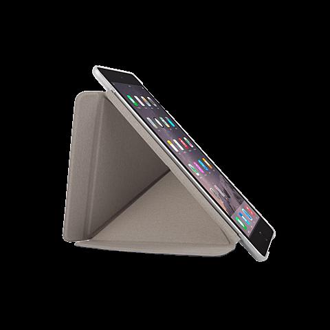 Moshi Versa Cover Schwarz Apple iPad Air 2 99925117 seitlich