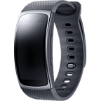 Samsung Gear Fit2 Armbandgröße S Schwarz 99925157 kategorie