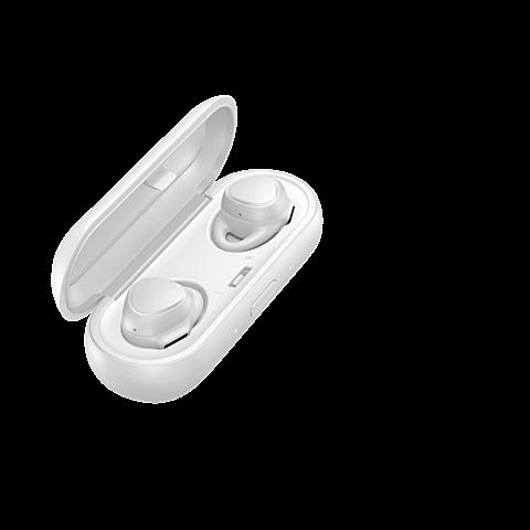 Samsung Gear IconX Weiß 99925164 seitlich