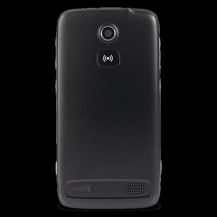 Doro 8031 schwarz vorne und hinten thumb
