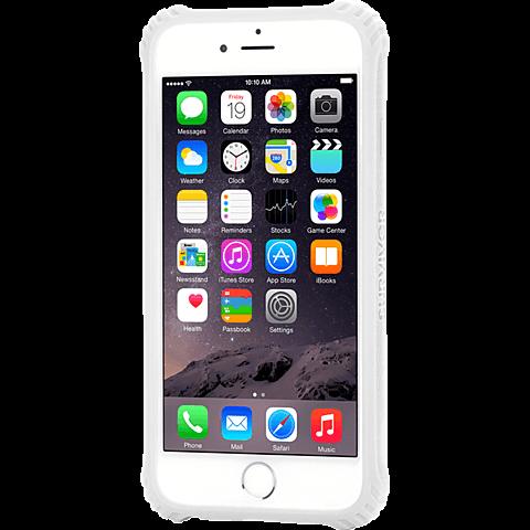 Griffin Survivor Core Weiß Apple iPhone 6/6s 99923746 seitlich