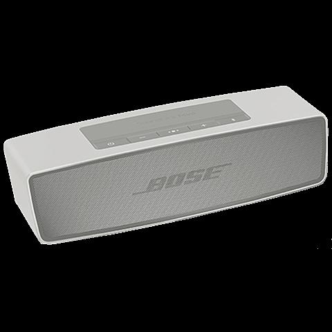 BOSE SoundLink Mini II silber seitlich 99923867
