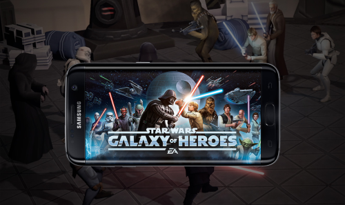 Samsung Galaxy S7 Gaming