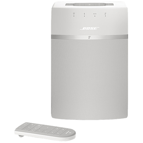 BOSE SoundTouch 10 Wireless Music System weiss vorne 99923836